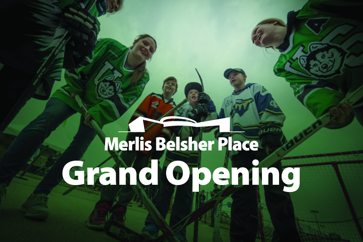 Grand opening of Merlis Belsher Place