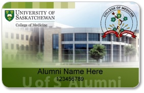 College of Medicine Alumni Card
