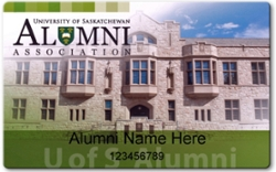 U of S Alumni Card